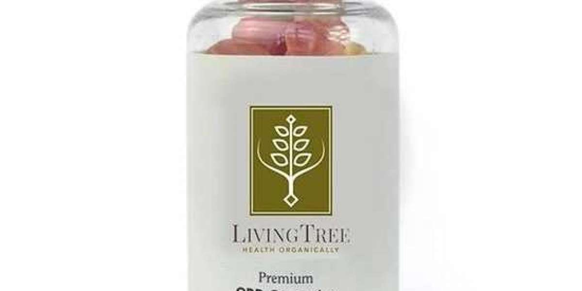 Living Tree CBD Gummies Say Goodbye to your aches and live always Happily!
