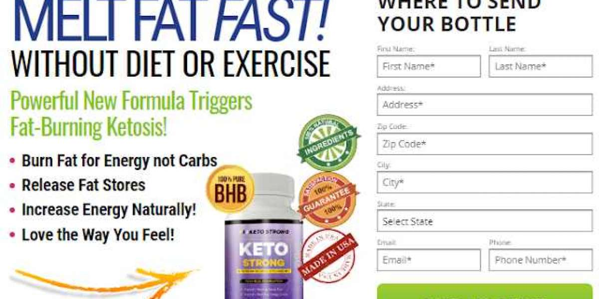 Keto Strong Reviews – Better Keto Diet | Is It Scam Or Legit?