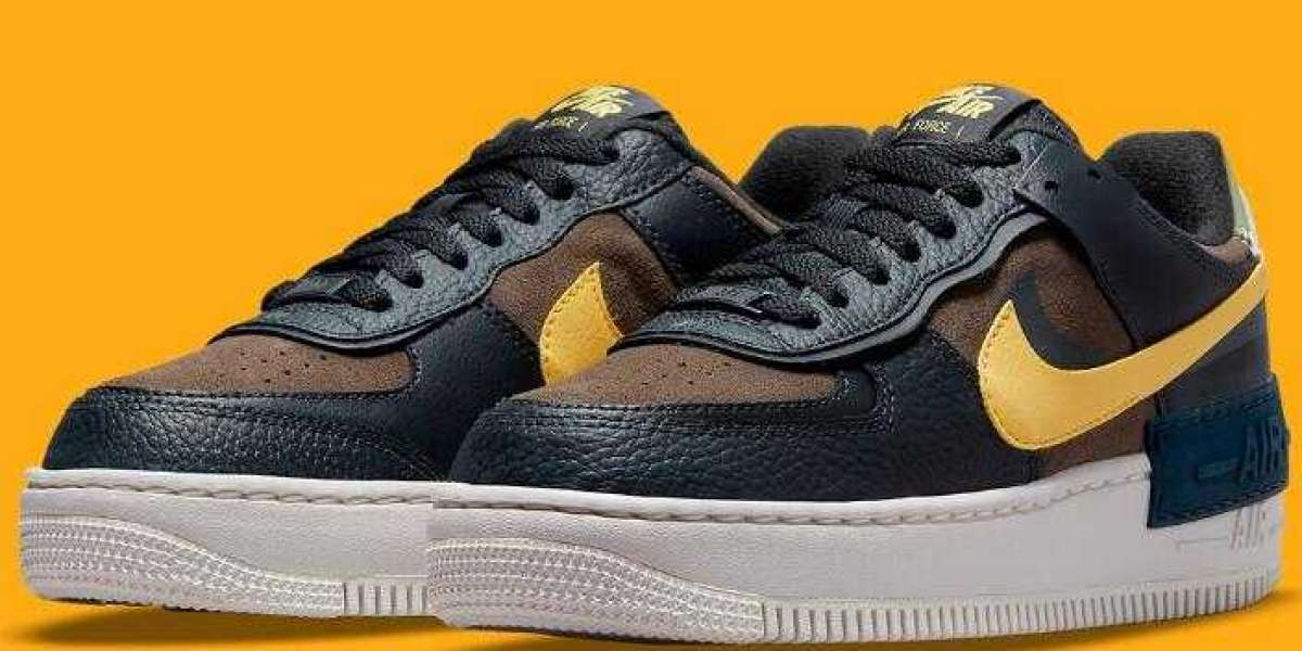 Latest Drop Nike Air Force 1 Shadow Ready For The Changing Of The Seasons