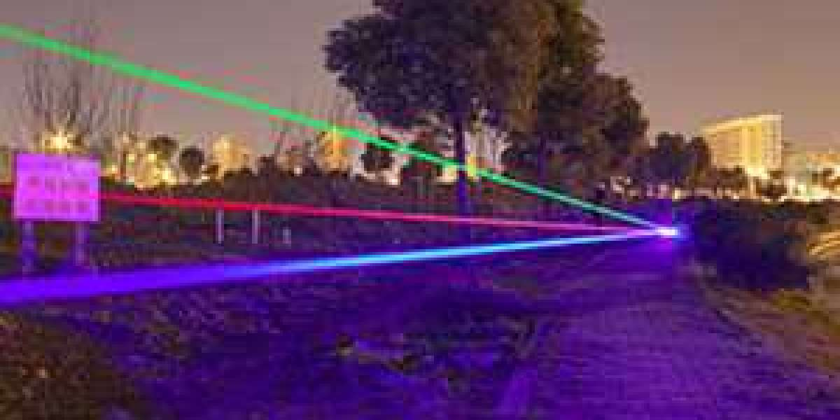 What color laser pointer can best repel crows? High-power laser pointer?