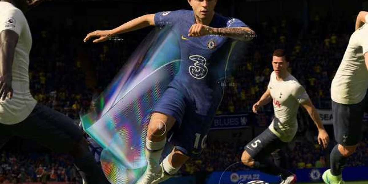 EA hopes FIFA 22 can bring players the best immersive experience