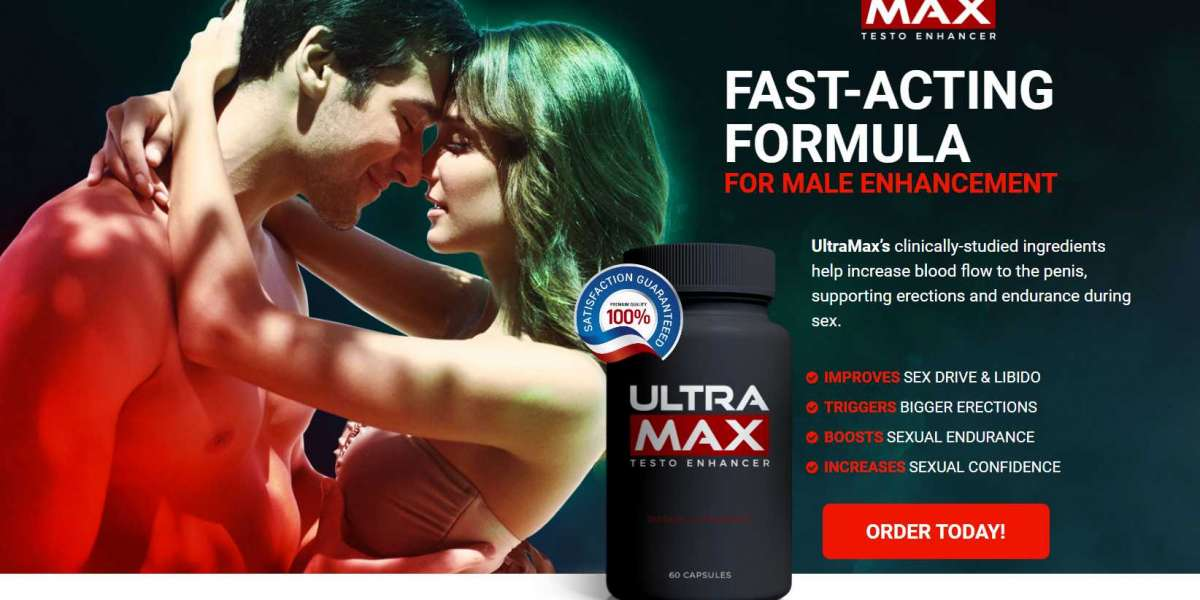 """UltraMax Testo Enhancer : Pills Price """"Do Not Buy Read Reviews"""" SIde Effects, Where to Buy?"""